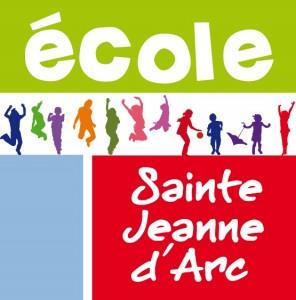 Logo_ecole_sainte_jeanne_d_arc_blanc