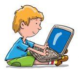 small-boy-with-laptop-cartoon-pixmac-clipart-17912343